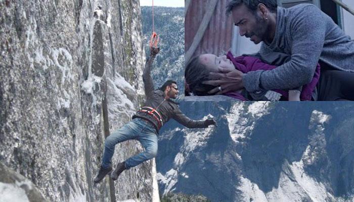 फिल्म शिवाय रिव्यू: एक्शन, इमोशन और थ्रिलर का ट्रिपल डोज, अजय देवगन की शानदार अदाकारी