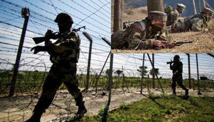सीमा पर तनाव: पाक ने एलओसी, अंतरराष्ट्रीय सीमा पर फिर की गोलीबारी, एक की मौत, चार घायल