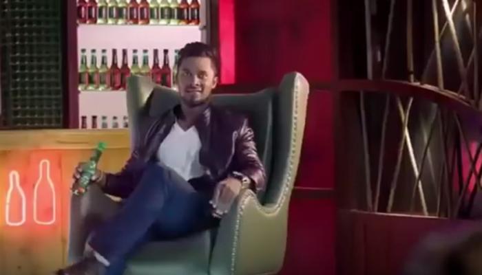 इस खिलाड़ी के 'अश्लील' विज्ञापन को क्रिकेट बोर्ड ने किया बैन, देखें VIDEO