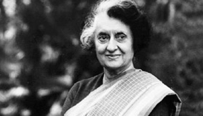 इंदिरा गांधी की 32वीं पुण्यतिथि पर देश ने दी श्रद्धांजलि