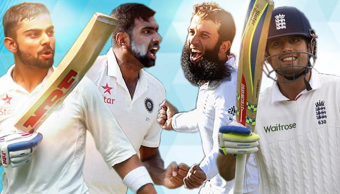 भारत बनाम इंग्लैंड क्रिकेट सीरीज 2016