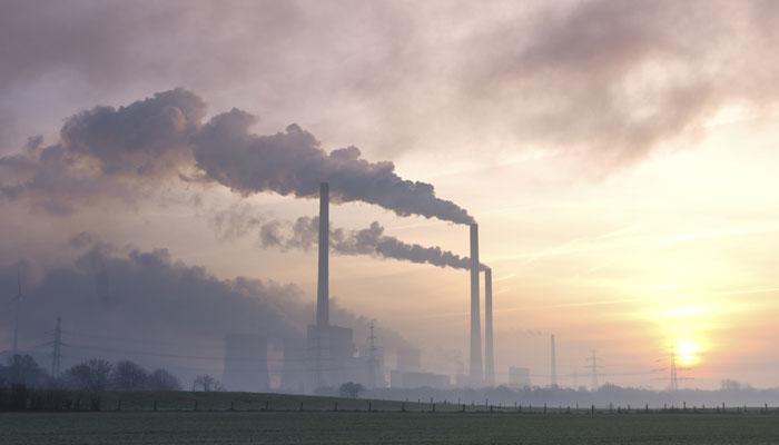 'भारत का कार्बन उत्सर्जन 2015 में 5% से अधिक बढ़ा'