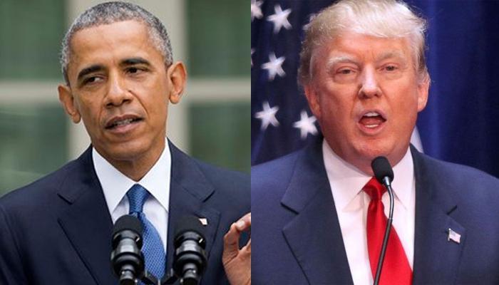 ओबामा को उम्मीद- डोनाल्ड ट्रंप प्रचार और शासन में अंतर को समझेंगे