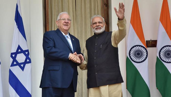 रक्षा, आतंकवाद निरोधक सहयोग को मजबूत करेंगे भारत और इजरायल