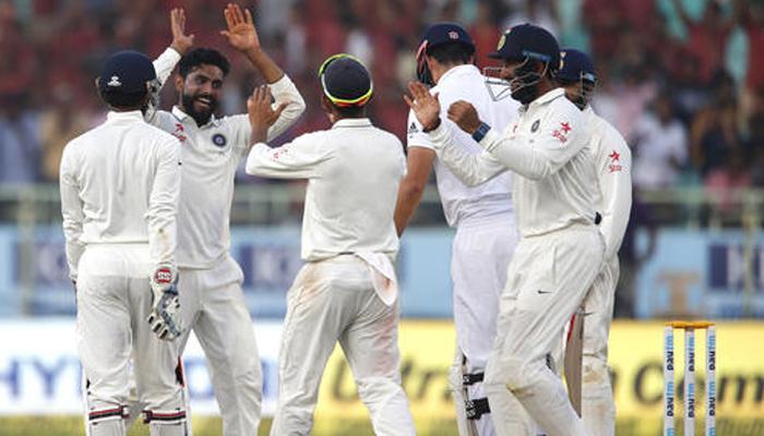 Image result for खेल मंत्री विजय गोयल ने इंग्लैंड के खिलाफ टेस्ट श्रृंखला में