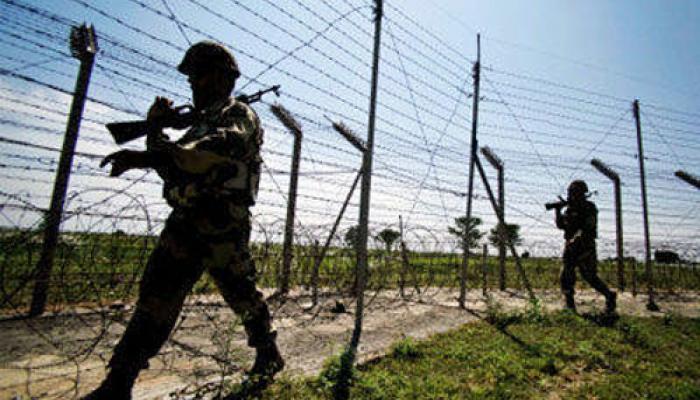 पाकिस्तान की तरफ से भारी गोलीबारी, सेना का एक जवान शहीद