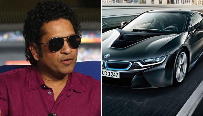 सचिन तेंदुलकर के पास शानदार कारों का कलेक्शन