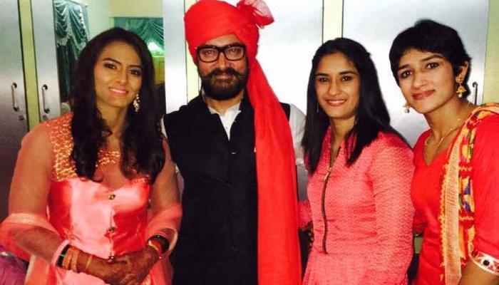 गीता फोगट की शादी में आमिर ने सभी के लिए खरीदे तोहफे