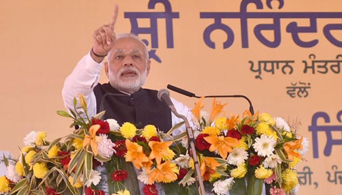 सिंधु जल समझौते पर बोले प्रधानमंत्री मोदी- पाकिस्तान नहीं जाएगा भारत के हक का एक बूंद पानी
