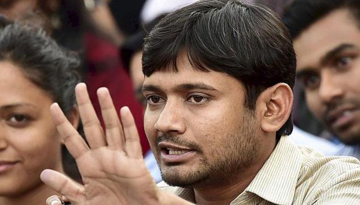 कन्हैया सहित JNU के 20 विद्यार्थियों को कारण बताओ नोटिस जारी