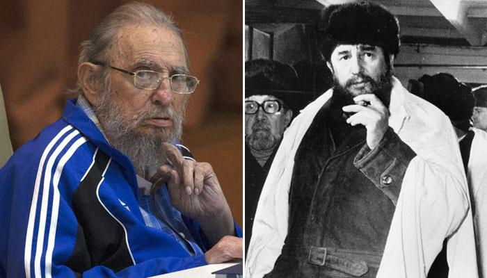 तस्वीरों में क्यूबा के क्रांतिकारी नेता फिदेल कास्त्रो