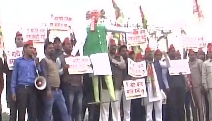 भारत बंद पर अलग-थलग पड़ा विपक्ष; कांग्रेस,TMC और जेडीयू का बंद से इंकार