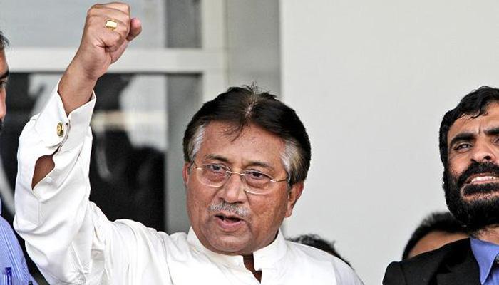 बलूचिस्तान की अदालत ने मुशर्रफ के खिलाफ जमानती गिरफ्तारी वारंट जारी किया