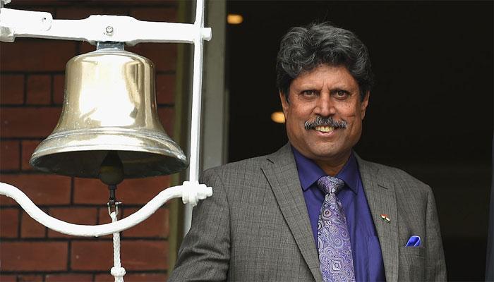टीम इंडिया के पूर्व कप्तान कपिल देव ने किया नोटबंदी का समर्थन, इसे बताया साहसिक कदम