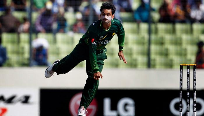 आईसीसी ने मोहम्मद हफीज के गेंदबाजी एक्शन को दी क्लीन चिट