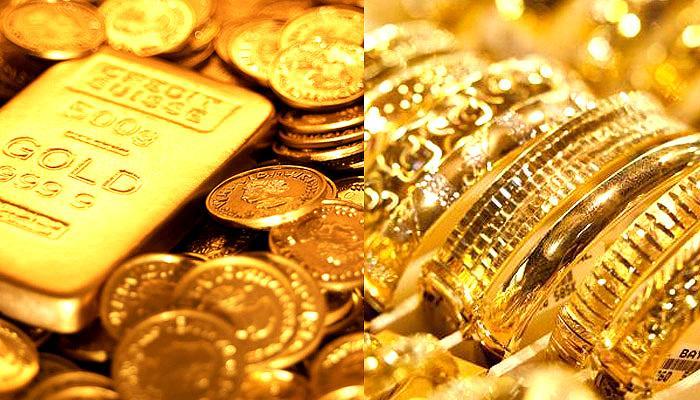 सोने के दाम में फिर गिरावट, छह महीने के सबसे कम स्तर पर पहुंची कीमतें