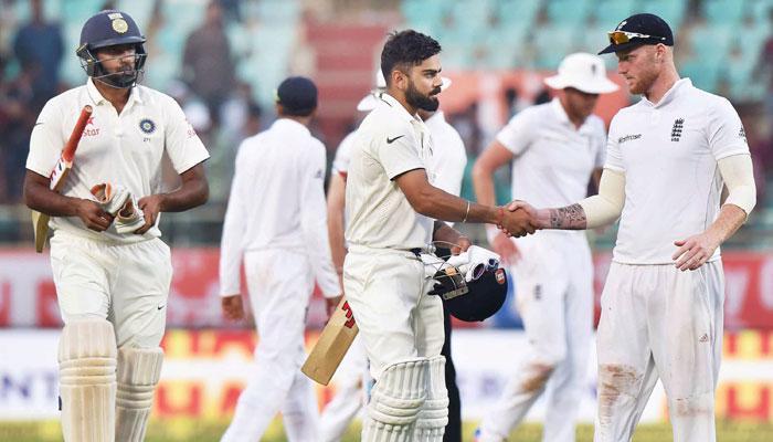 भारत-इंग्लैंड चौथा टेस्ट मैच देखने के लिए छात्रों को मिलेगा फ्री पास