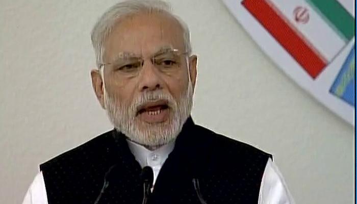 LIVE: 'हार्ट ऑफ एशिया' सम्मेलन में पीएम मोदी ने कहा, 'सिर्फ बात नहीं, हमें मिलकर आतंकवाद से लड़ना होगा'