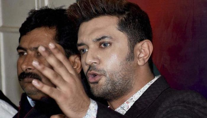 नोटबंदी पर बिहार सरकार का रूख स्पष्ट करें नीतीश कुमार: चिराग पासवान