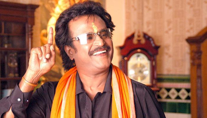 अभिनेता रजनीकांत फिल्म '2.0' की शूटिंग के दौरान हुए घायल