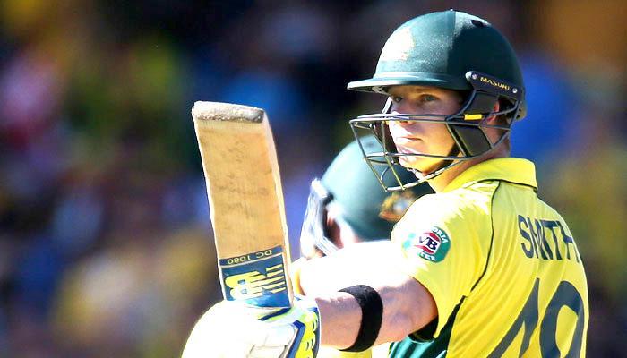 कप्तान स्टीव स्मिथ की रिकार्ड पारी से आस्ट्रेलिया ने न्यूजीलैंड को हराया
