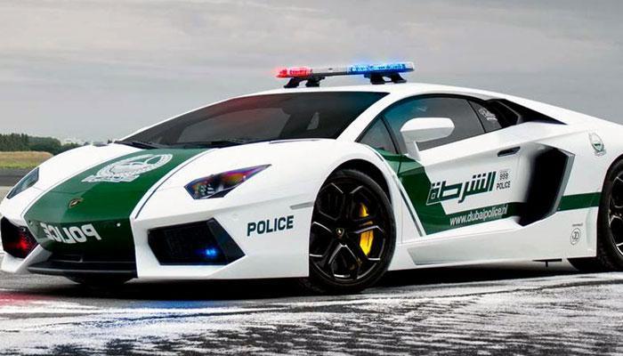 दुनिया की 10 सबसे बेहतरीन पुलिस कार