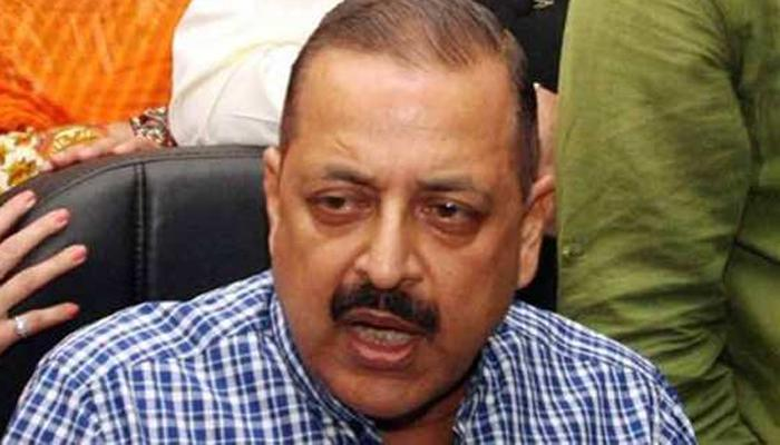 कश्मीरी नेता पाक के खिलाफ एक शब्द भी नहीं कह सकते हैं: जितेंद्र सिंह