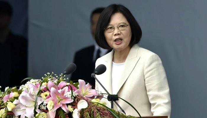 ताइवान ने ट्रंप के फोन के बाद चीन से शांत रहने का आग्रह किया