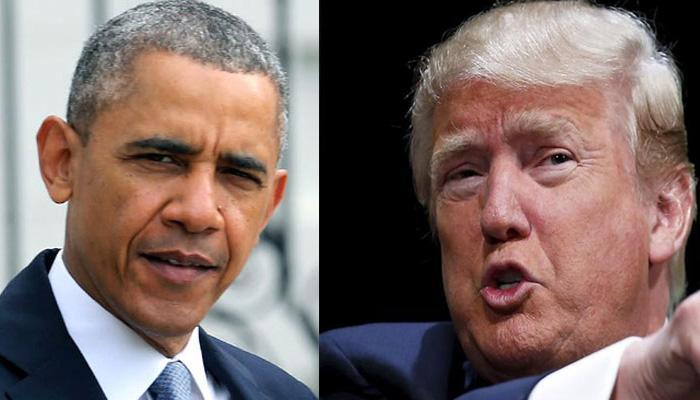 चीन नीति को लेकर ओबामा प्रशासन से असहमत हैं डोनाल्ड ट्रंप