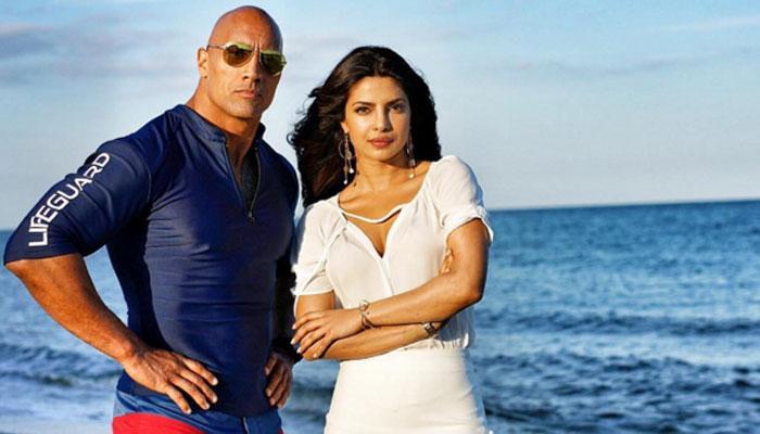 प्रियंका की हॉलीवुड फिल्म 'बेवॉच' की रिलीज टली