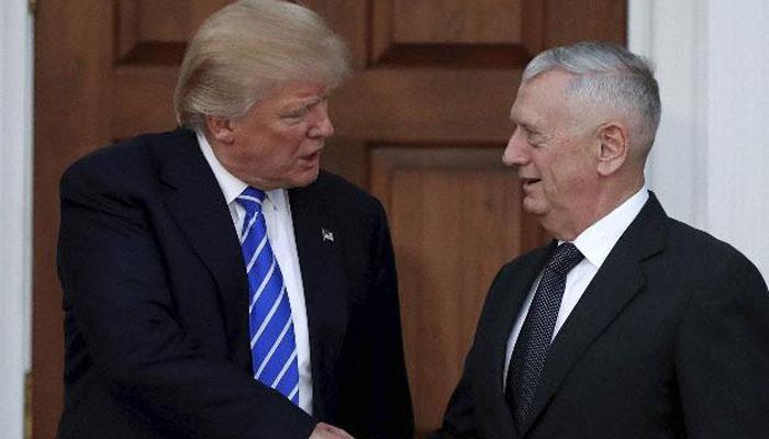 'मैड डॉग' के नाम से चर्चित जेम्स मैटिस को डोनाल्ड ट्रंप ने चुना रक्षा मंत्री