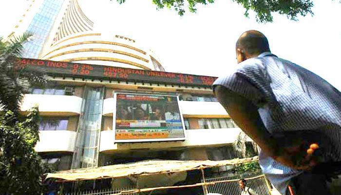 रिजर्व बैंक की नीतिगत दर में बदलाव नहीं करने से उखड़ा बाजार, सेंसेक्स 156 अंक टूटा