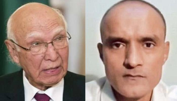 पकड़ा गया पाकिस्तान का झूठ, कुलभूषण जाधव के जासूस होने का नहीं मिला सबूत