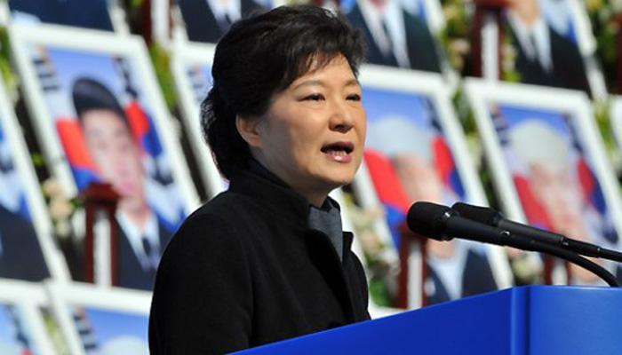 दक्षिण कोरियाई राष्ट्रपति पार्क के खिलाफ महाभियोग प्रस्ताव पारित