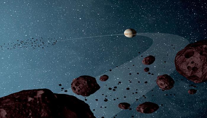 नासा का अंतरिक्षयान करेगा पृथ्वी की कक्षा में 'ट्रोजन' क्षुद्रग्रहों की खोज