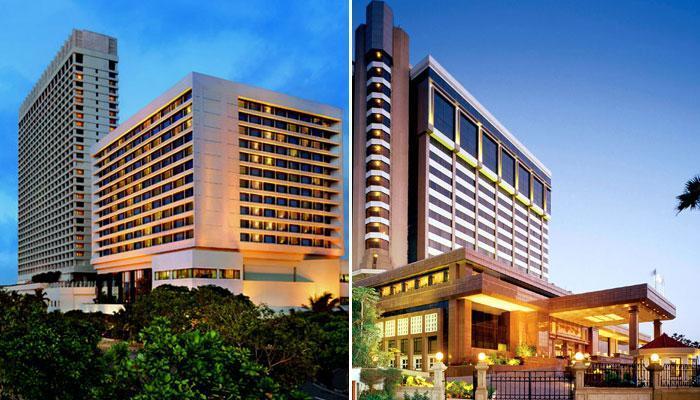 भारत में दस सबसे महंगे होटल