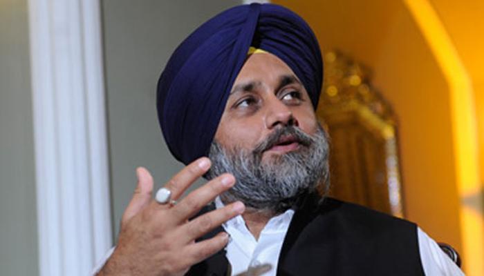 पंजाब चुनावों के लिए कांग्रेस, AAP में मौन सहमति: सुखबीर सिंह बादल