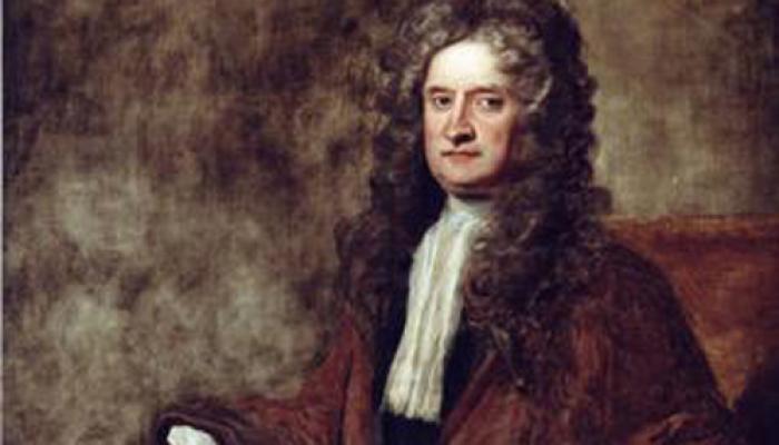 रिकॉर्ड 37 लाख डॉलर में नीलाम हुई न्यूटन की किताब