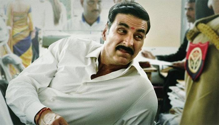 अक्षय की 'जॉली एलएलबी 2' का ट्रेलर रिलीज, 'खिलाड़ी कुमार' ने छोड़ी हास्य की नॉन-स्टॉप फुलझड़ी