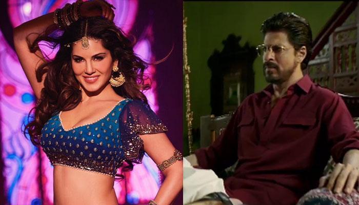 शाहरुख खान की 'रईस' का हिस्सा बनकर बेहद खुश हैं सनी लियोन