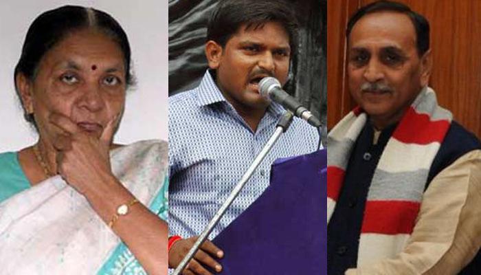गुजरात ने गुजरते साल में देखे कई राजनीतिक बदलाव