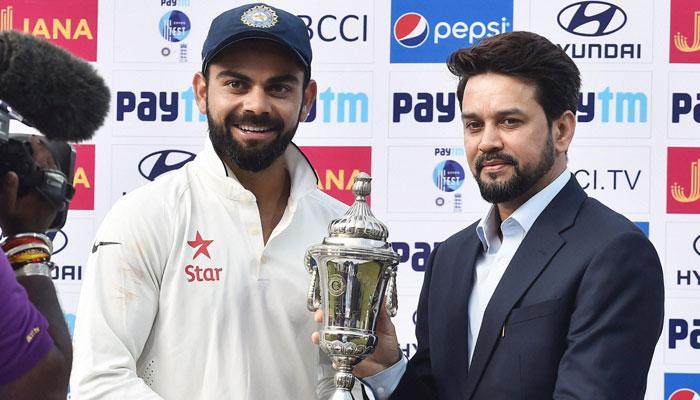 टेस्ट सीरीज में टीम इंडिया की शानदार जीत के बावजूद BCCI ईनामी राशि नहीं दे सकती! जानिए क्यों?