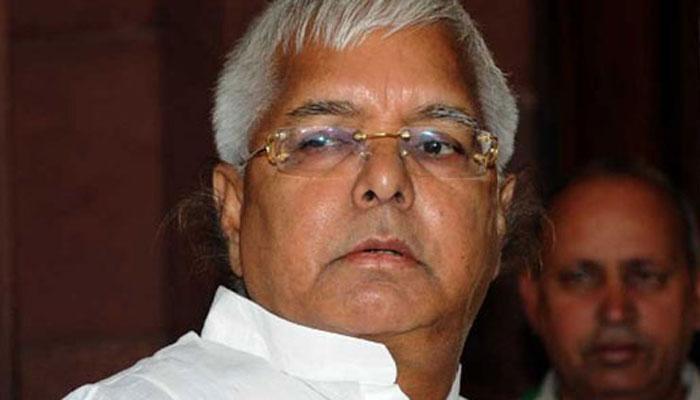 लालू ने नोटबंदी के फैसले पर उठाए सवाल, पीएम के खिलाफ राहुल के आरोपों का किया समर्थन