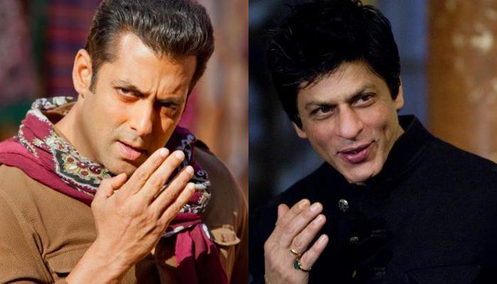 फोर्ब्स 100 धनवानों की सूची में सलमान ने शाहरुख को पीछे छोड़ा