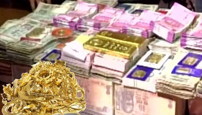 नोएडा सेज से 2.60 करोड़ की नकदी और 95 किलो सोना-चांदी जब्त
