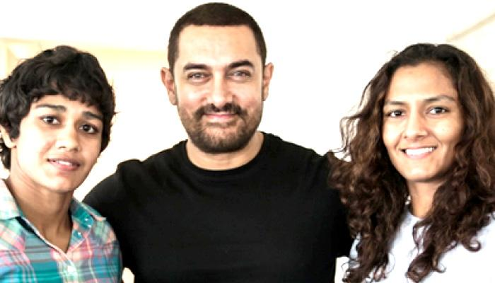 आमिर और सचिन के साथ फिल्म देखना बड़ा सम्मान:गीता फोगाट