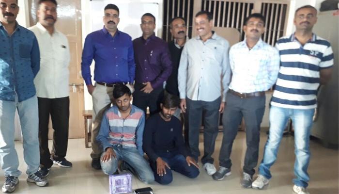 26 लाख रुपये मूल्य के 2000 और पांच सौ के फर्जी नोट बरामद, 2 गिरफ्तार