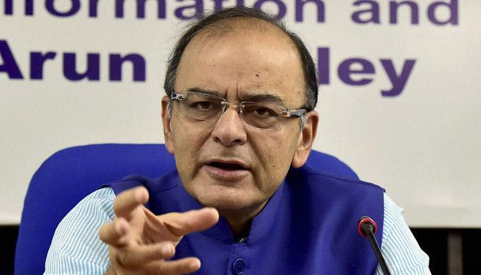 अरुण जेटली ने बैंकरों के साथ नोटबंदी की स्थिति की समीक्षा की