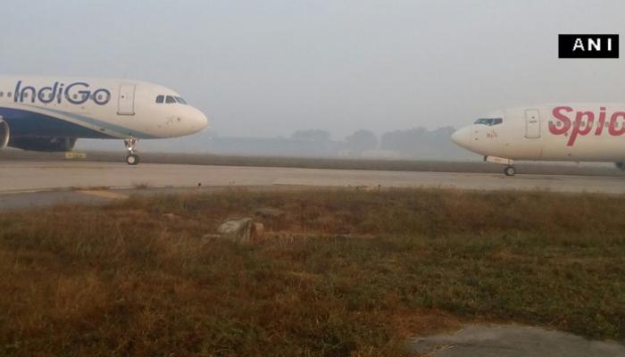 दिल्ली एयरपोर्ट पर टला विमान हादसा, आमने-सामने आ गए थे इंडिगो-स्पाइसजेट के प्लेन