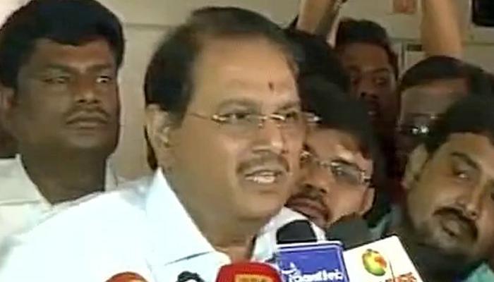 मैं अभी भी तमिलनाडु का मुख्य सचिव हूं, IT का छापा असंवैधानिक: पी राम मोहन राव